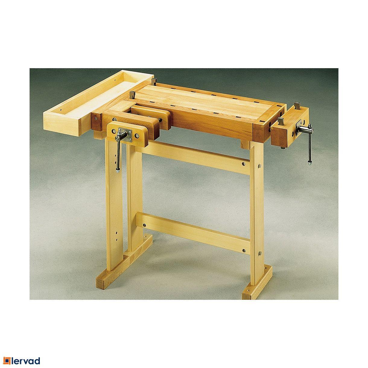 technology bench 80 cm - open frame - single technology bench