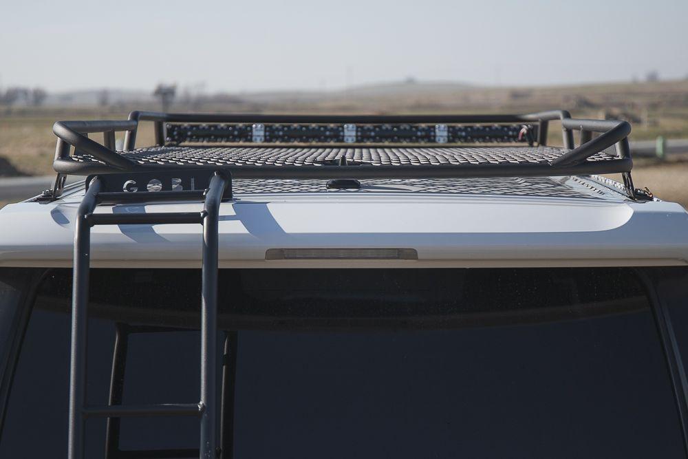 Custom 4runner Roof Rack Built By Stellar Built In Sacramento Ca Roof Rack 4runner Roof