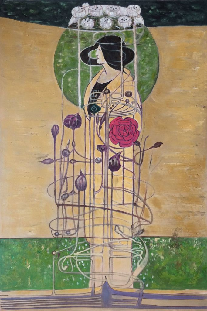 Charles Rennie Mackintosh The Mind Who Brought Art Into
