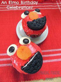 An Elmo Birthday Celebration