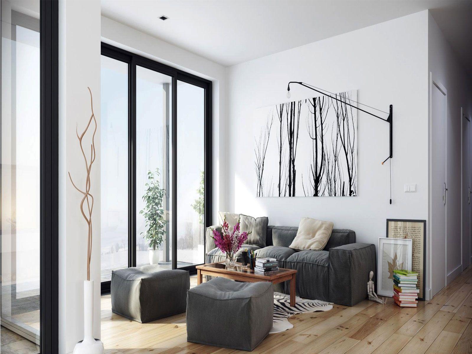 scandanavian design decor | ... Folding Glass Door: Fantastic ...