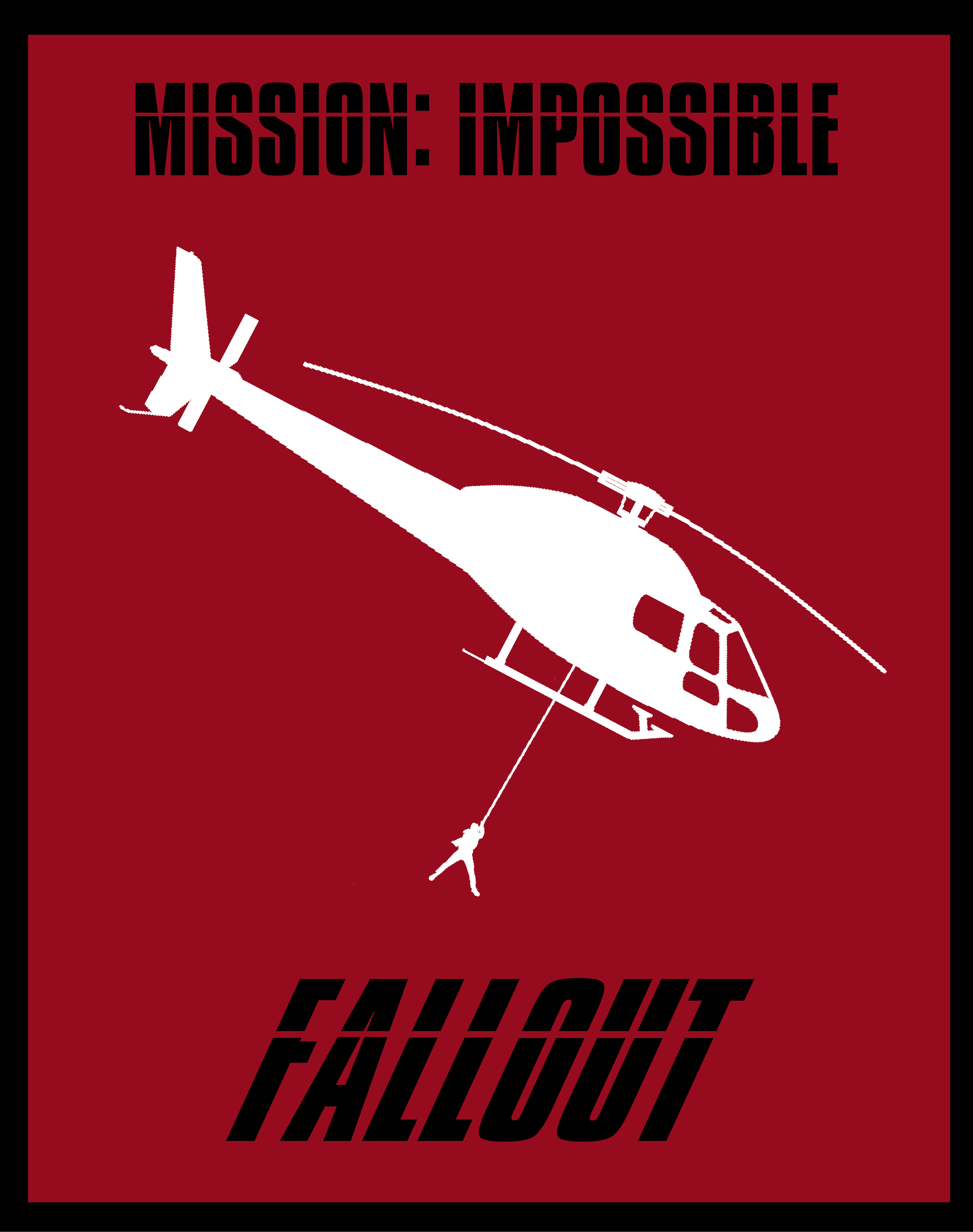 Mission Impossible: Fallout is officially my favourite