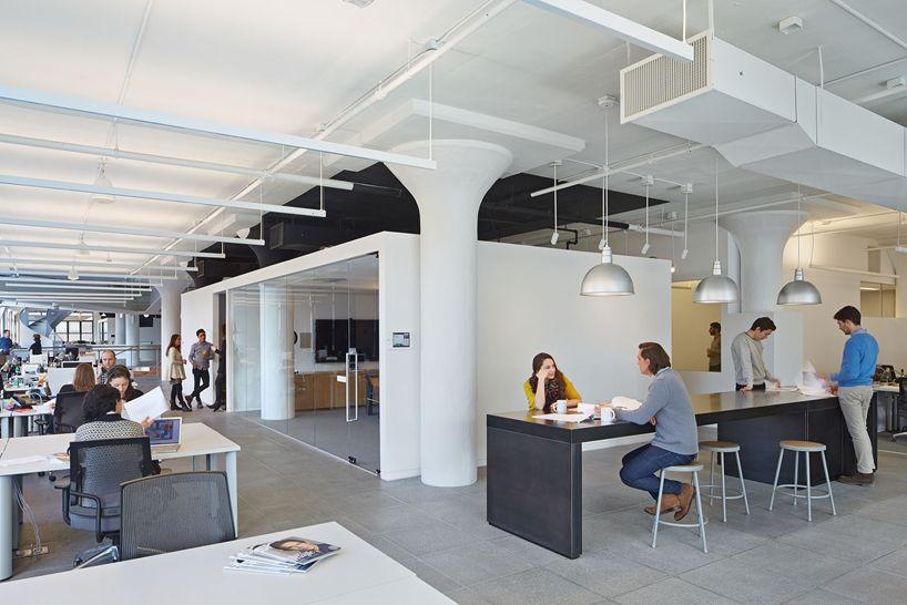Wieden Kennedys 50000 Sqft New York Office Space By WORKac Corporate InteriorsOffice InteriorsWorkspace DesignWork