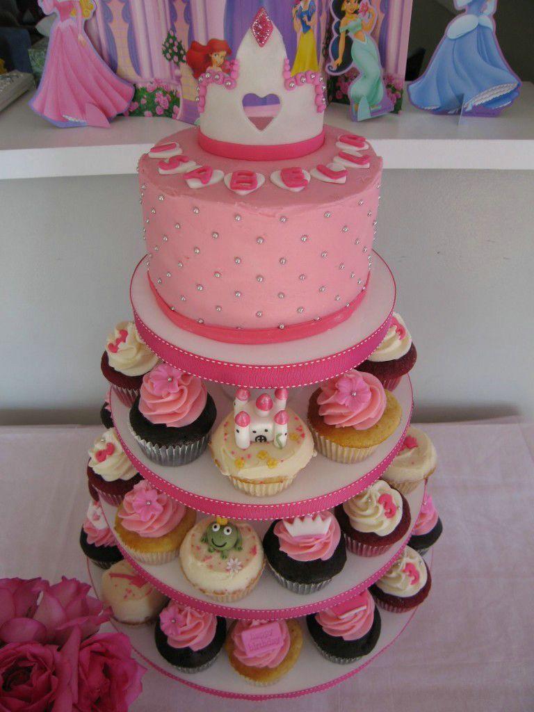 Cake Disney Princess Birthday