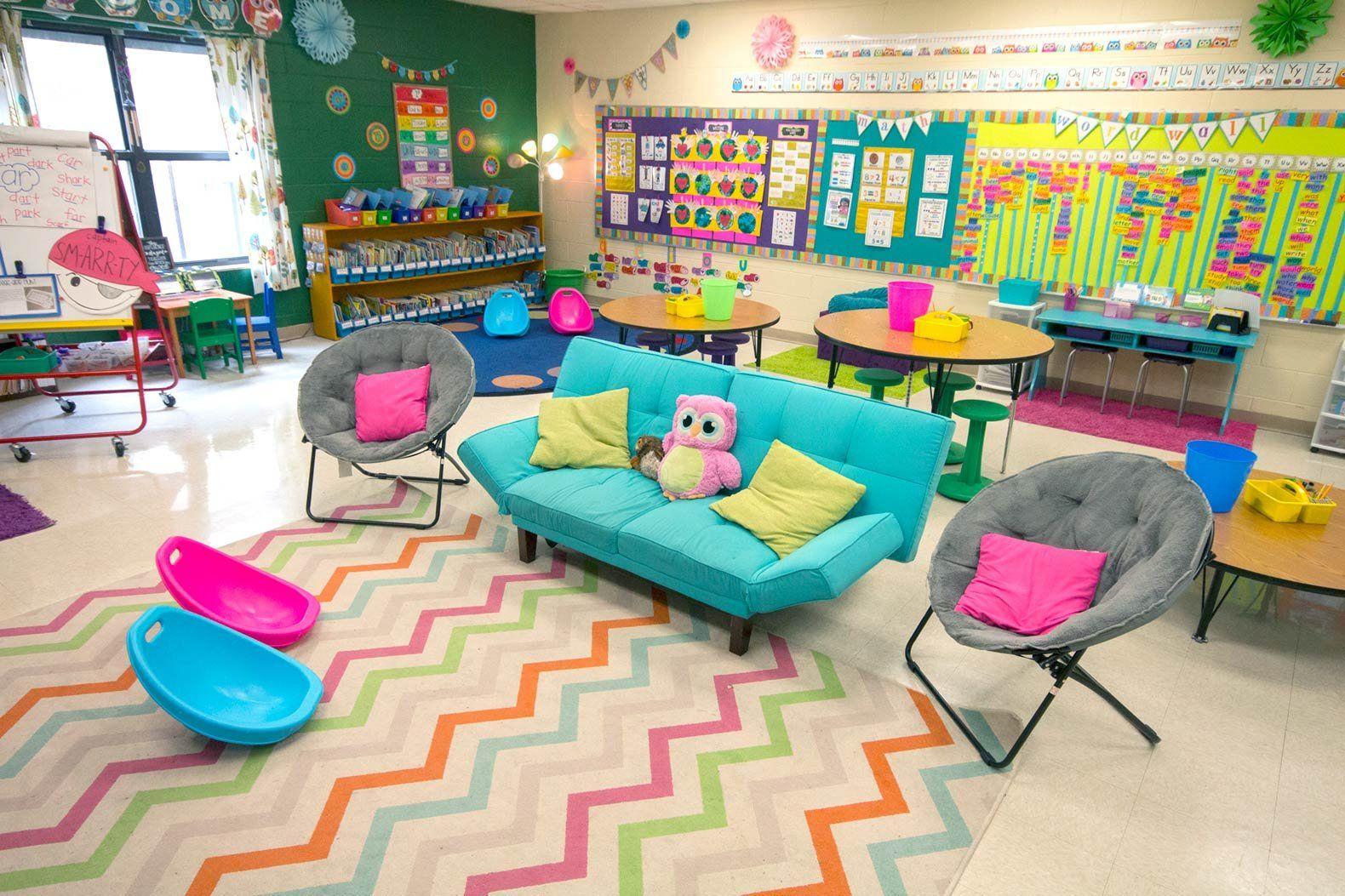 7 Outstanding K–8 Flexible Classrooms