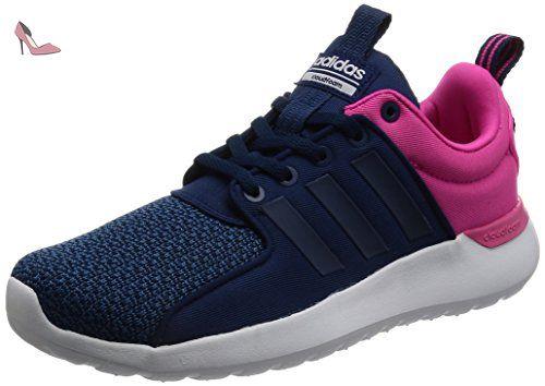 the latest 12824 27366 adidas Cloudfoam Lite Racer W, Sneaker Basses Femme, Bleu (Azumis Azumis