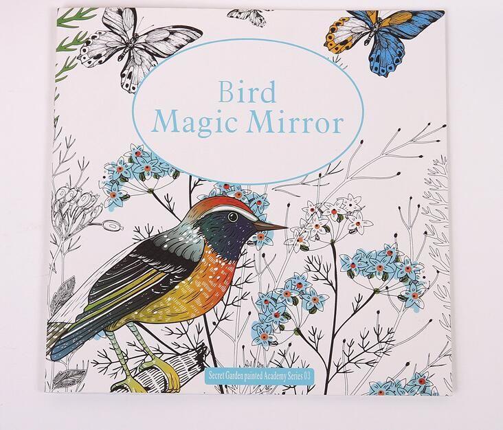 Encontrar Más Libros Información acerca de Pájaro Espejo Mágico ...