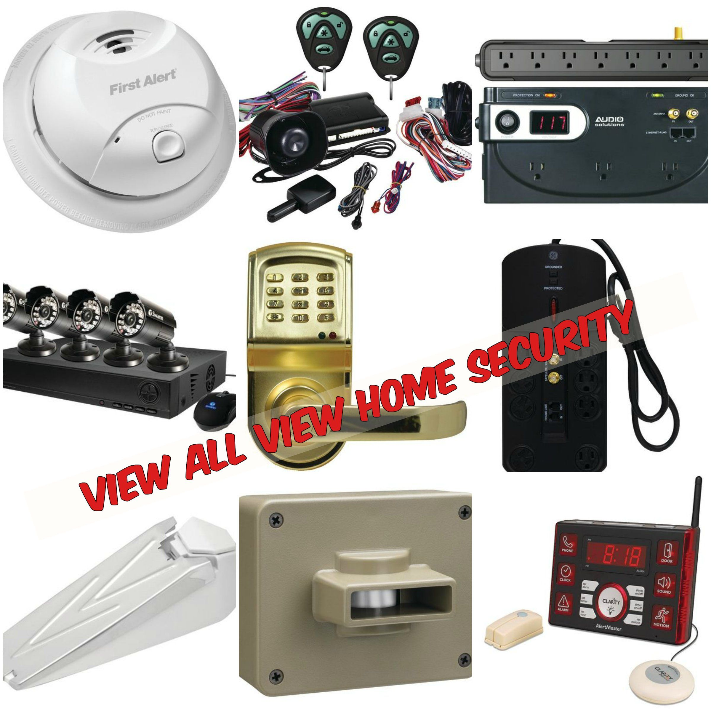 Security Cameras, Spy Cameras, Outdoor Security Cameras, Home ...