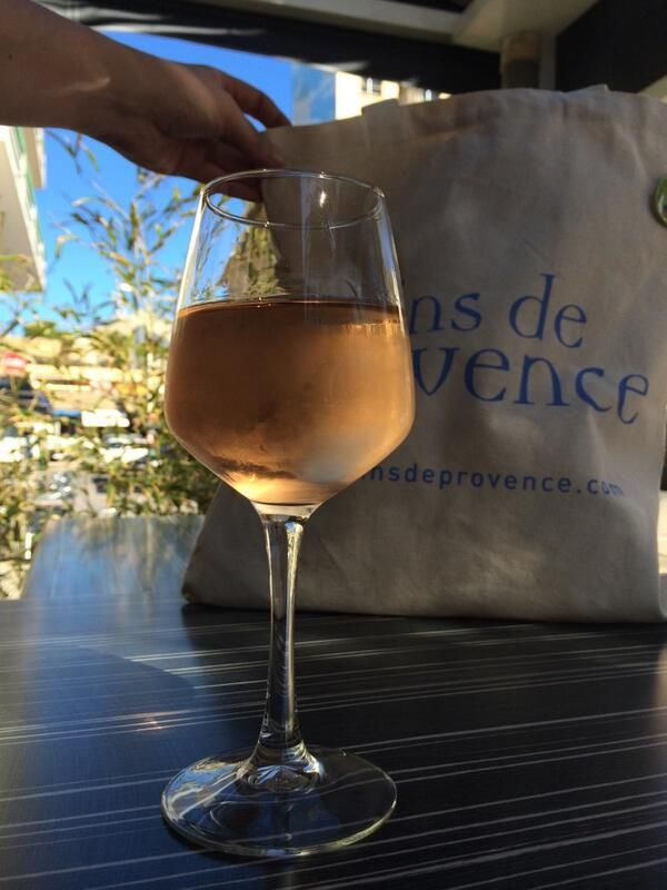 Bye bye Provence ! #Pink #sunshine
