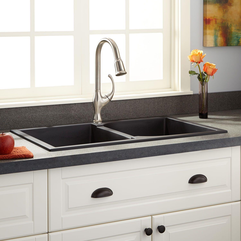 White drop in apron sink - 30 Baldwin Fireclay Farmhouse Sink Smooth Apron White
