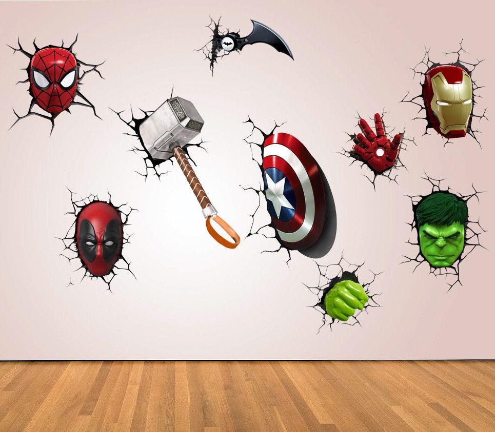 Best Pin On Superhero Bedroom 400 x 300