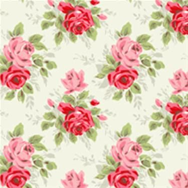 Floral Fabric⊰❀  (375×375)