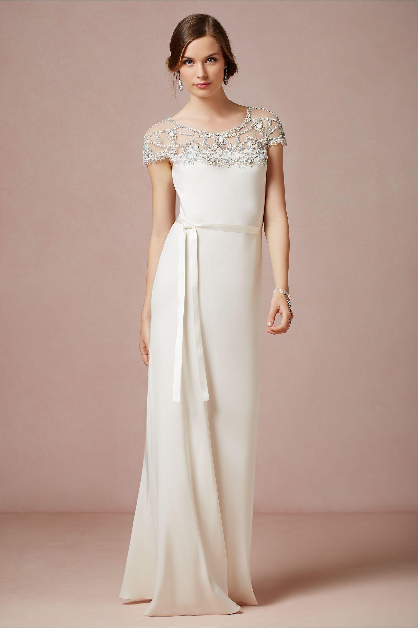 BHLDN Harlow Gown in Sale | BHLDN | Boda | Pinterest | Novios ...