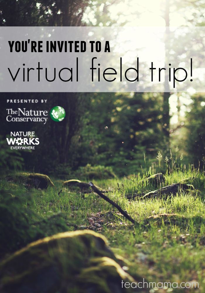 The Nature Conservancy Virtual Field Trip And Learning Resources Wild Biomes From America S Rainforest To America S Desert Teach Mama Nature Tree Virtual Field Trips Green Nature