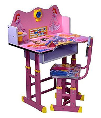 Kids Study Table And Chair Set In Stan At Just Rs
