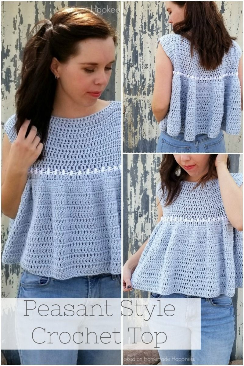 32+ Elegant Image of Crochet Shirt Pattern