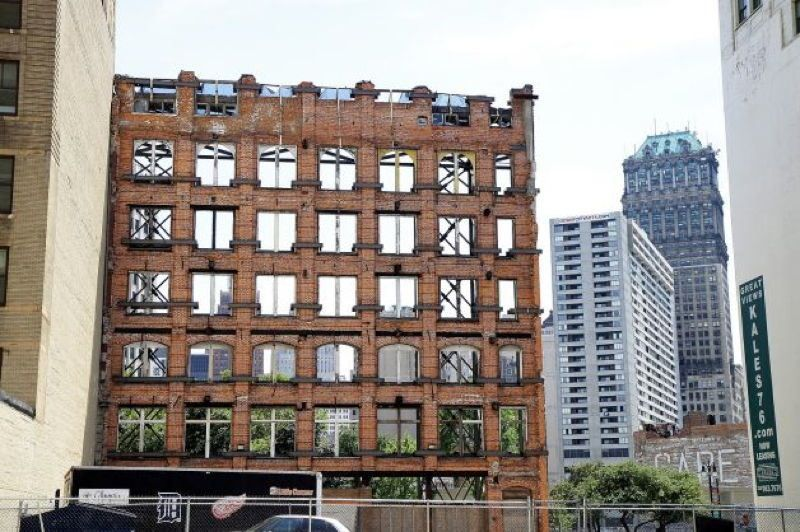 Abandoned Detroit Facade.  As of July 18, 2013, the Motor City officially ran out of gas. Filing for for Chapter 9 bankruptcy, Detroit's debts–a whopping $18 to $20 billion–represent the largest municipal filing for bankruptcy in United States history.  Source: Beaumont Enterprise