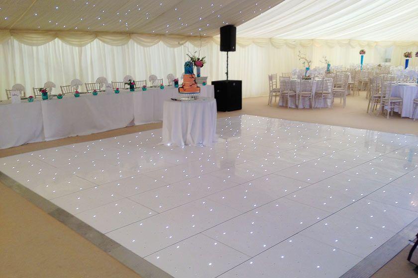 By Led Floors Dance Portable White Floor Wedding For Concert Event