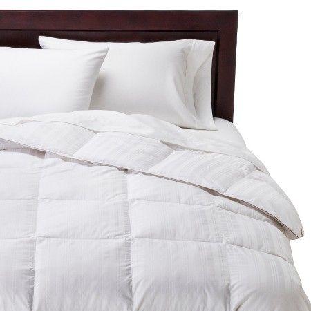 Warmest Down Comforter Fieldcrest Target Down Comforter