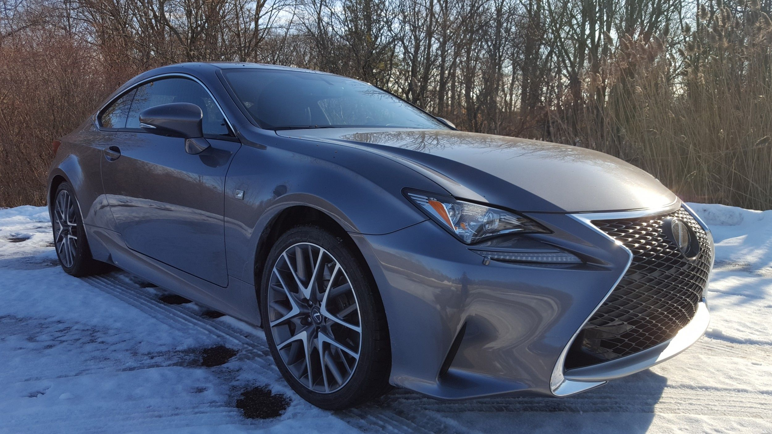 Road Test Review 2017 Lexus Rc 350 F Sport Rwd By Carl Malek Latest News Road Test Lexus Test Review