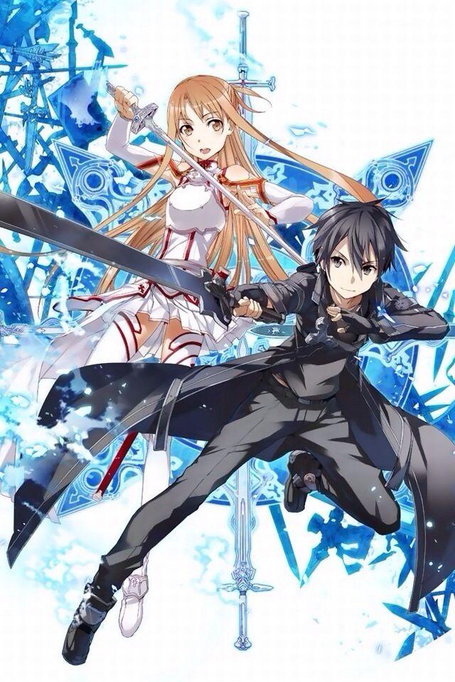 SAO!!!! Arte de espada, Produção de arte, Desenho de anime