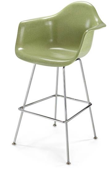 "Armchhair Barstool HBase 30"" seat height bar height by Modernica at www.Accurato.us"