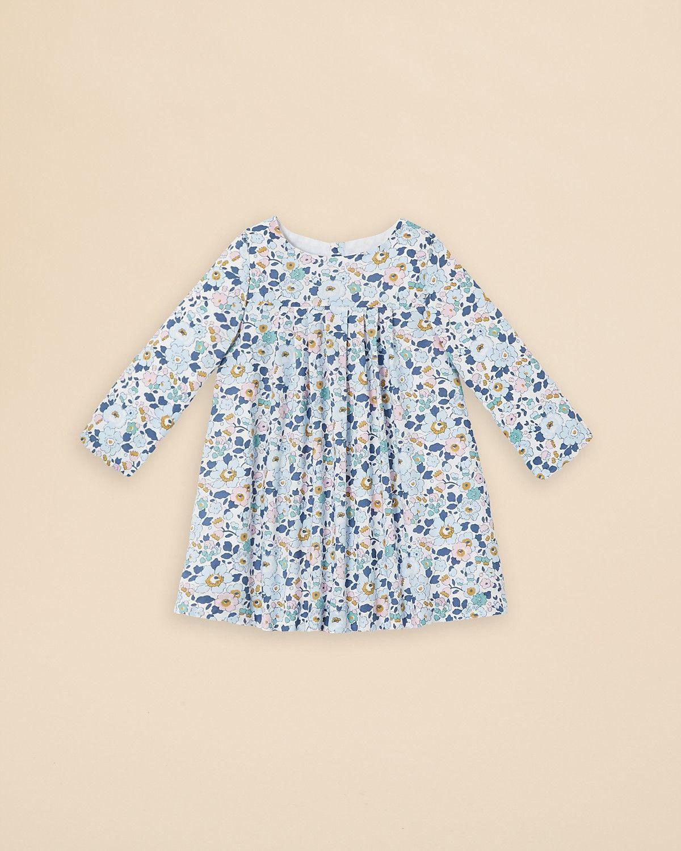 Jacadi Infant Girls  Liberty Print Dress - Sizes 6-18 Months  7ec40bb2d