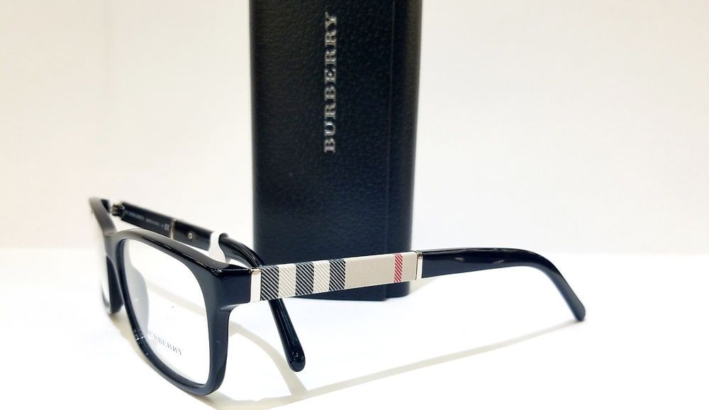 Burberry eyeglasses b 2162 3569 55-17 made in italy