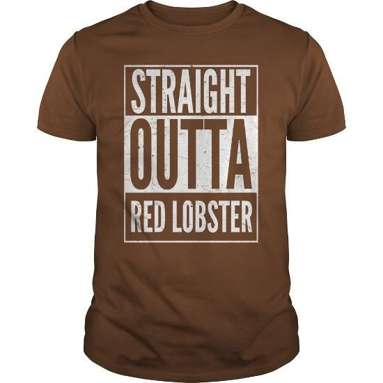 Awesome Tee Red Lobster Limited Edition Tshirt T shirts