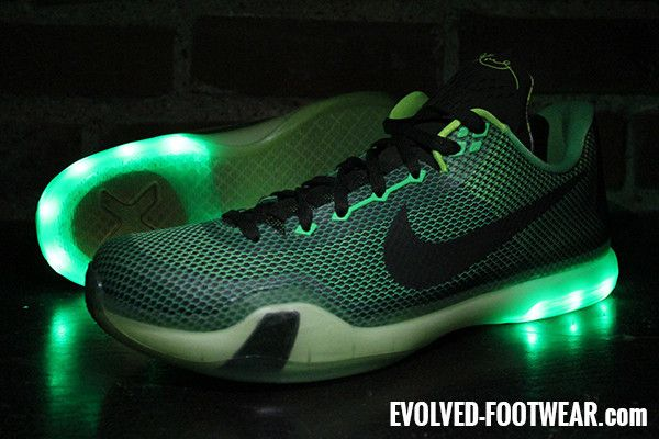 Pin by Evolved Footwear on Womens Light UP Custom Shoes