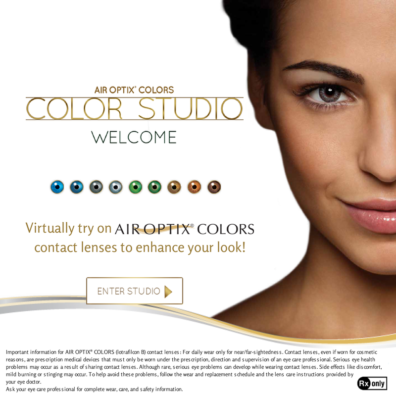 Try before you buy! Check out our Color Studio and see how