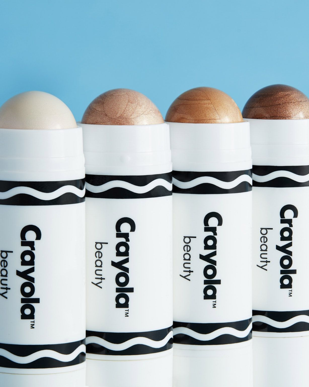 This Crayola Makeup Line Will Bring You Right Back To