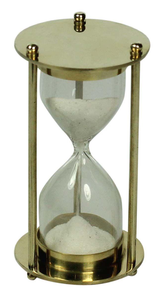 Bulk Wholesale 3 Minute Nautical Sand Timer / Hourglass in Bra