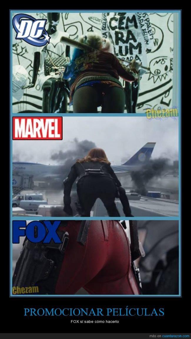 Estos de la FOX sí que saben - FOX sí sabe cómo hacerlo   Gracias a http://www.cuantarazon.com/   Si quieres leer la noticia completa visita: http://www.estoy-aburrido.com/estos-de-la-fox-si-que-saben-fox-si-sabe-como-hacerlo/