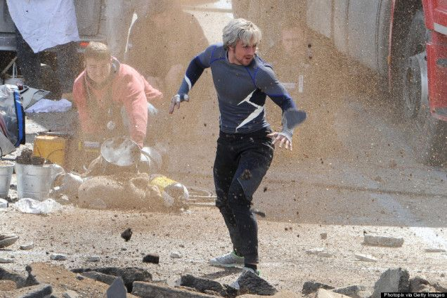 Avengers 2's Quicksilver Looks Nearly As Goofy As X-Men's Version