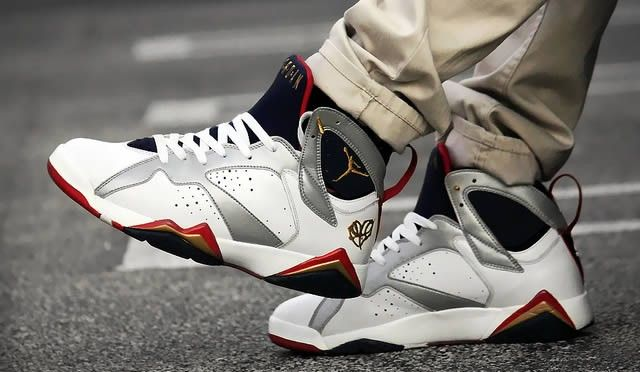 d73880bb620e Air Jordan 7 Olympic