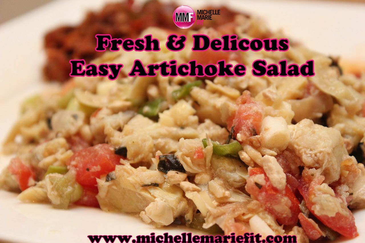 Fresh artichoke salad recipes easy