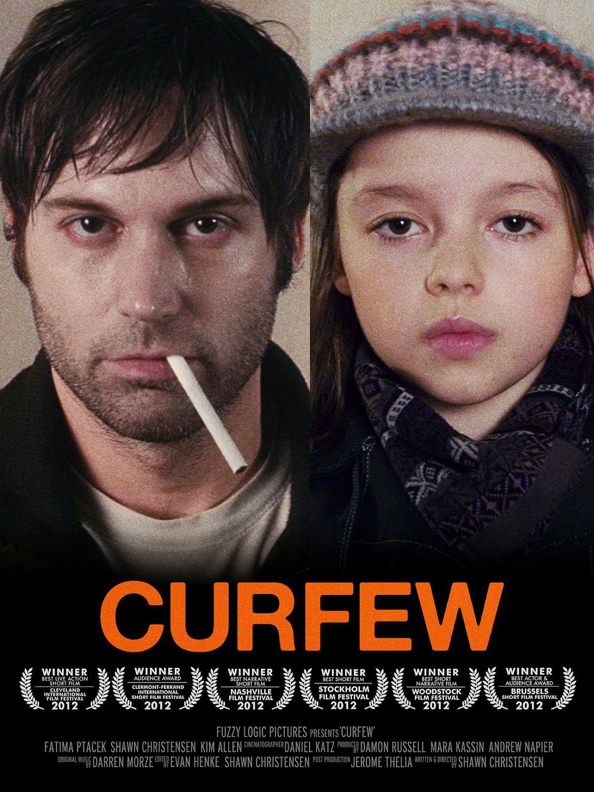 Curfew by Shawn Christensen Best Short Film (live action