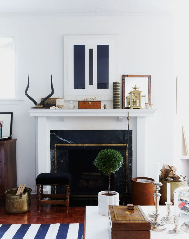 Http Www Desiretoinspire Net Blog 2015 4 22 Decorating Fireplace
