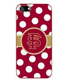 NCAA Florida State University FSU Seminoles iPod Touch 5//6th Plastic Slim Case