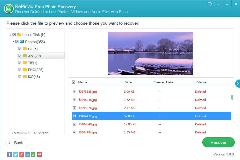 Free tiff recovery software photo recovery software