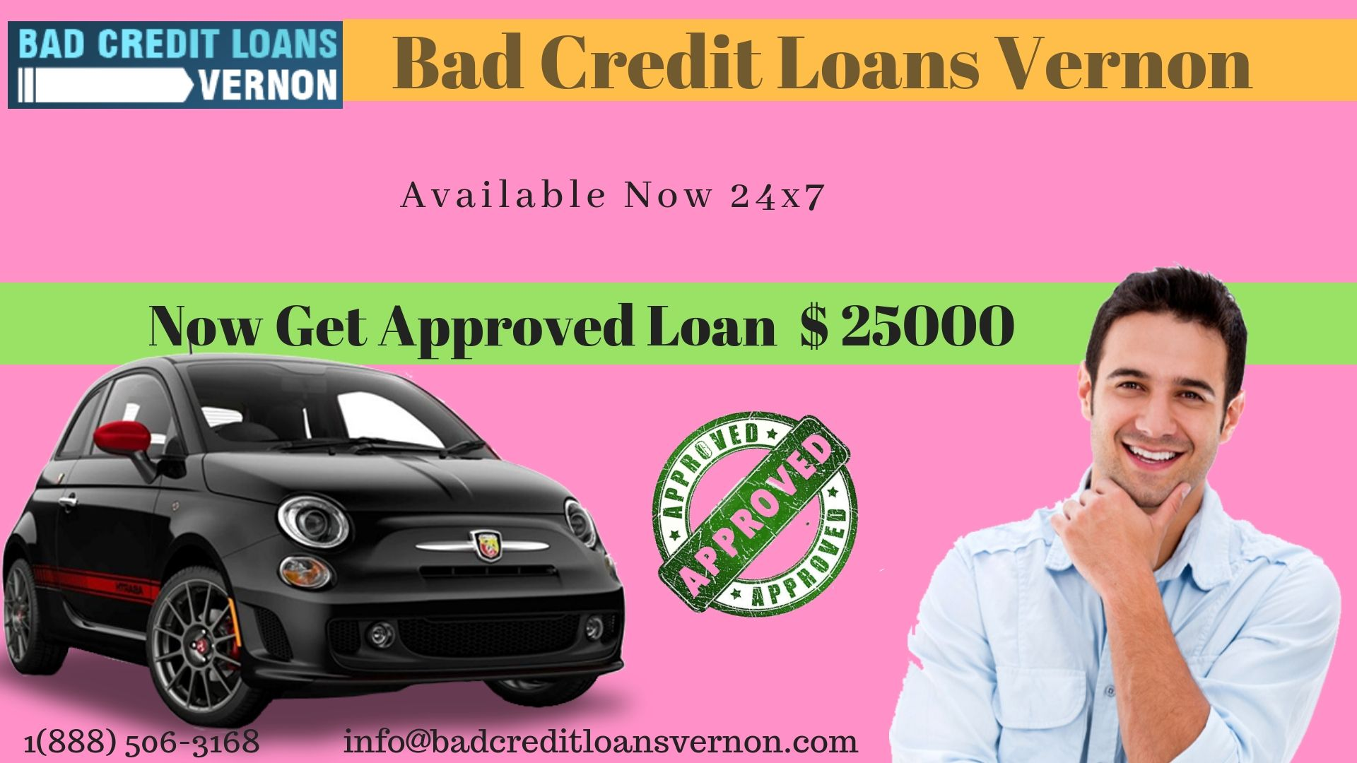 How To Get A 25000 Loan With Bad Credit