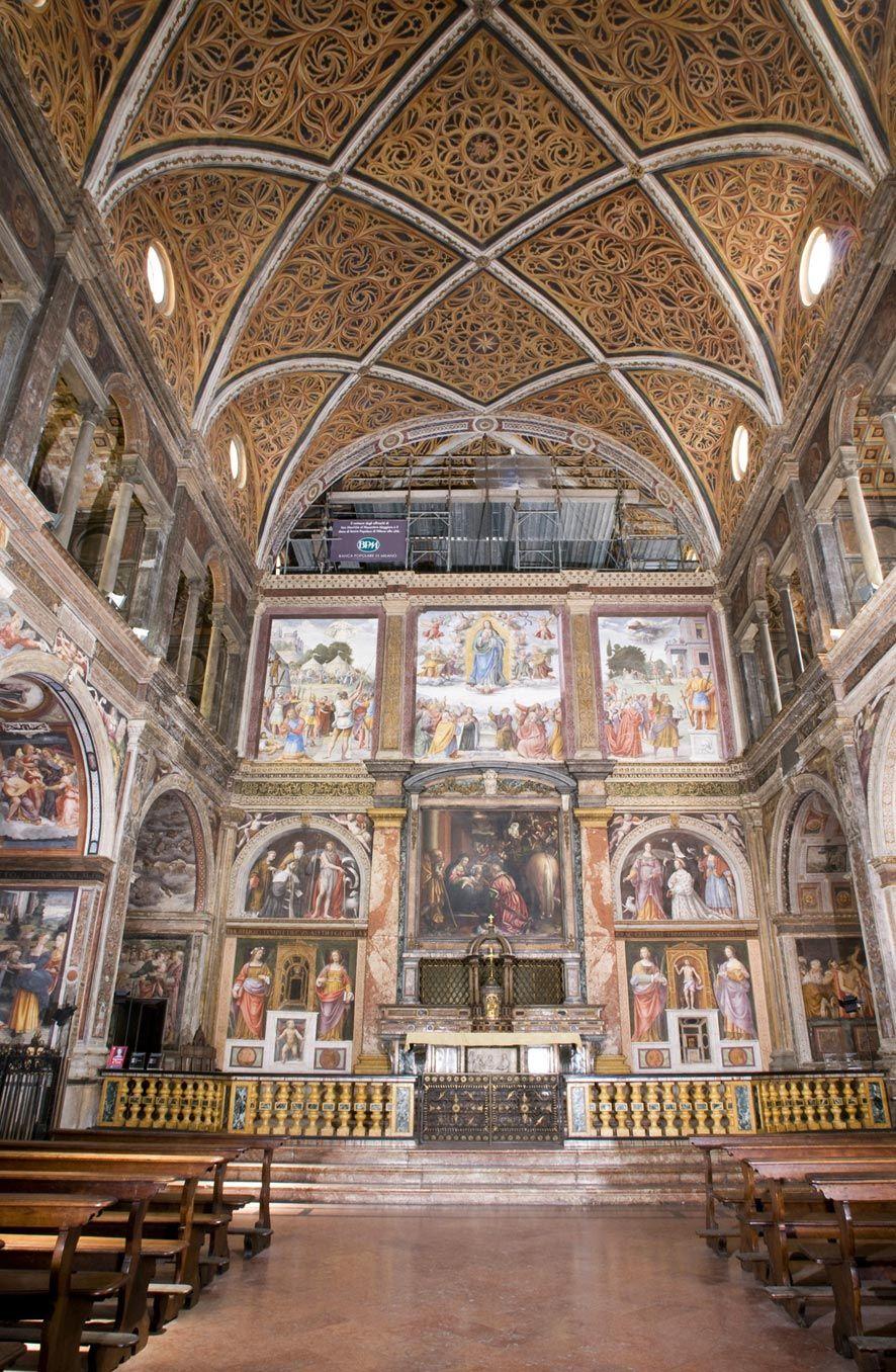 chiesa di san maurizio milano - Google Search