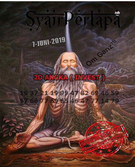 CODE SYAIR TOGEL 7-MEI-2019 MAINSGP.COM | Hidup