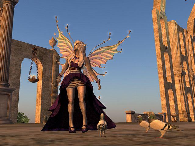 Blogger Challenge - I Remember Prim Dolls: Fantasy Faire: I Remember