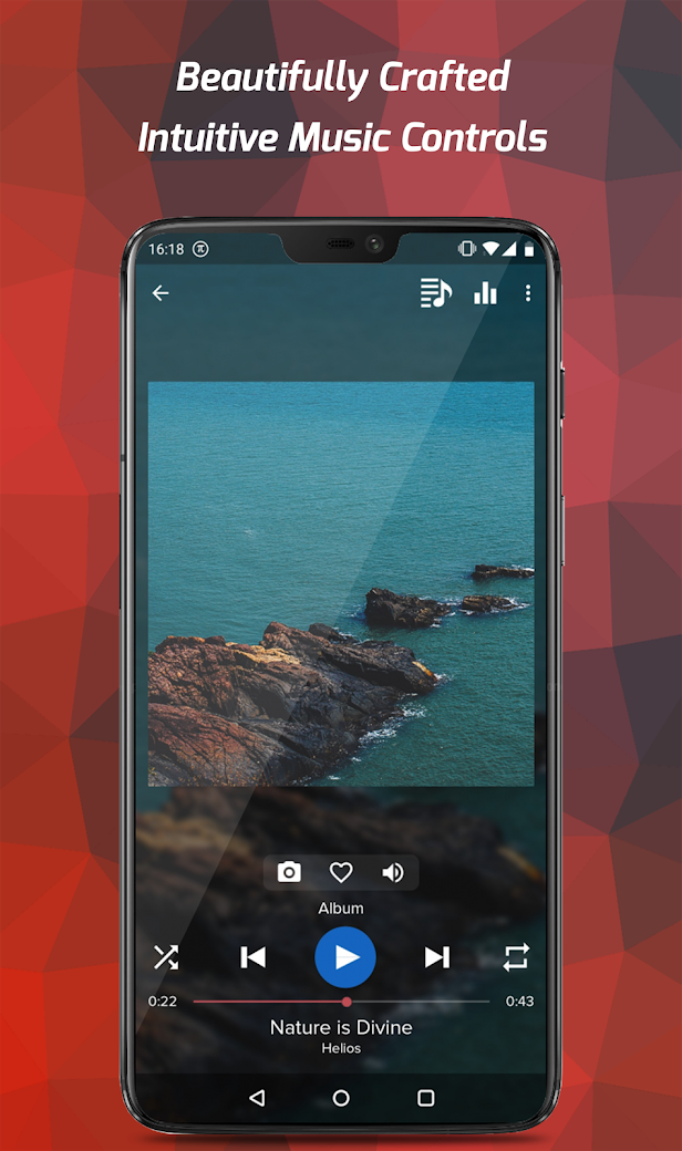 Top 10 Best Android Apps — Music Player — October 2018