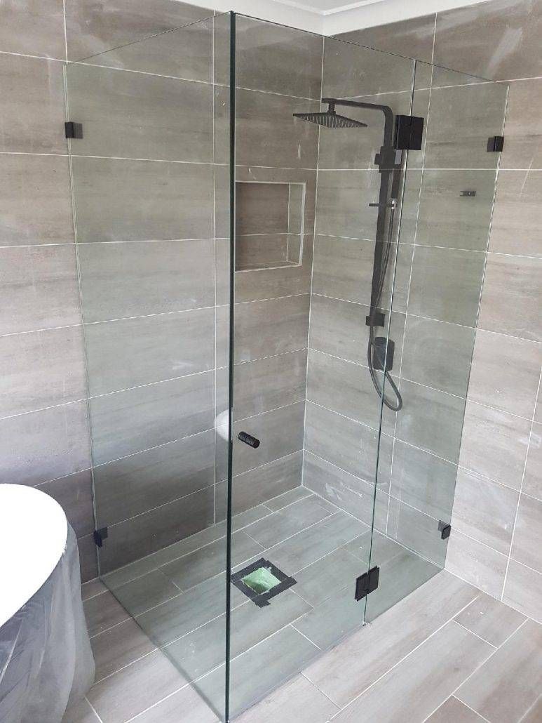 How To Remove An Old Sliding Shower Door Young House Love Shower Doors Sliding Shower Door Home Diy