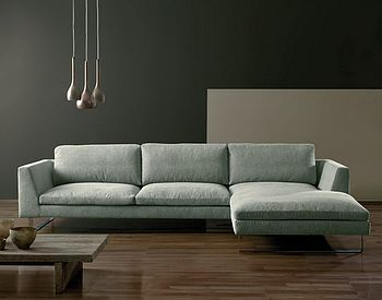 Jasper Modern Sofa With Chaise In 2019 Sofa Furniture