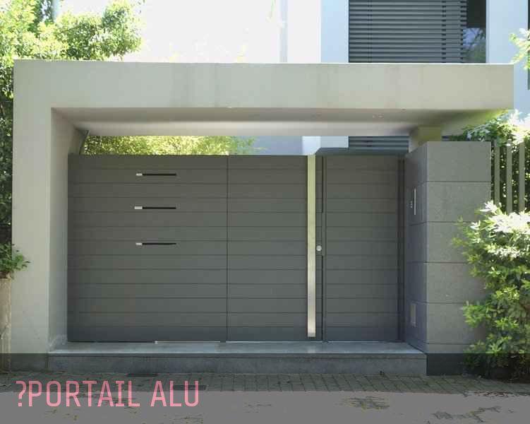 Portail Coulissants Aluminium Gate Designs Modern Main Gate Design Gate Design