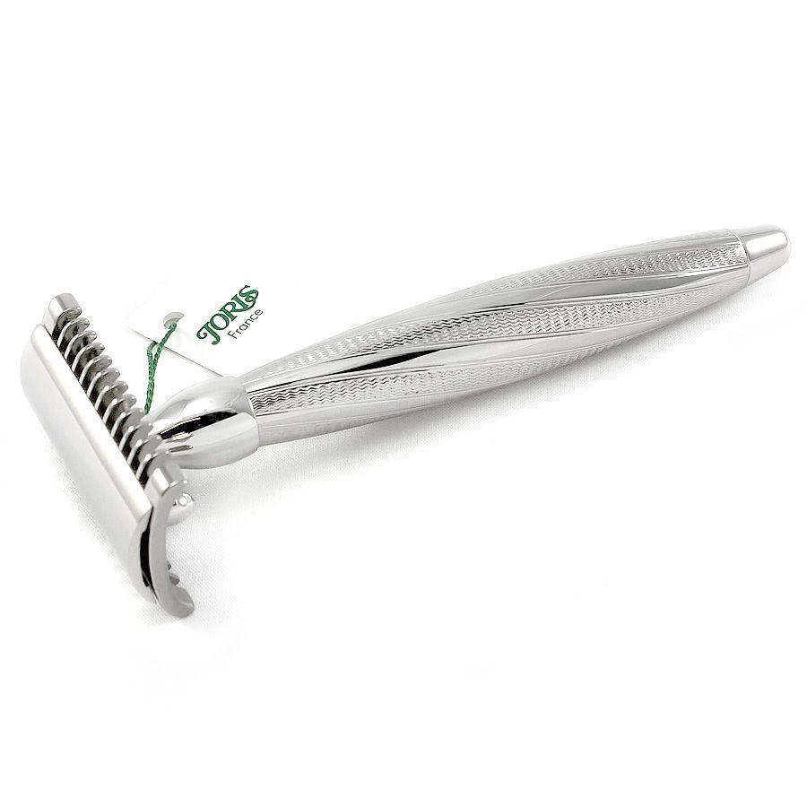 Joris palladium plated classic doubleedge safety razor